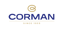 Logo Corman butter sign
