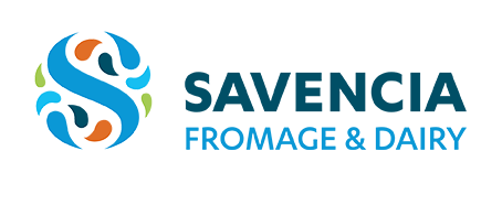 Logo Savencia Fromage and Dairy