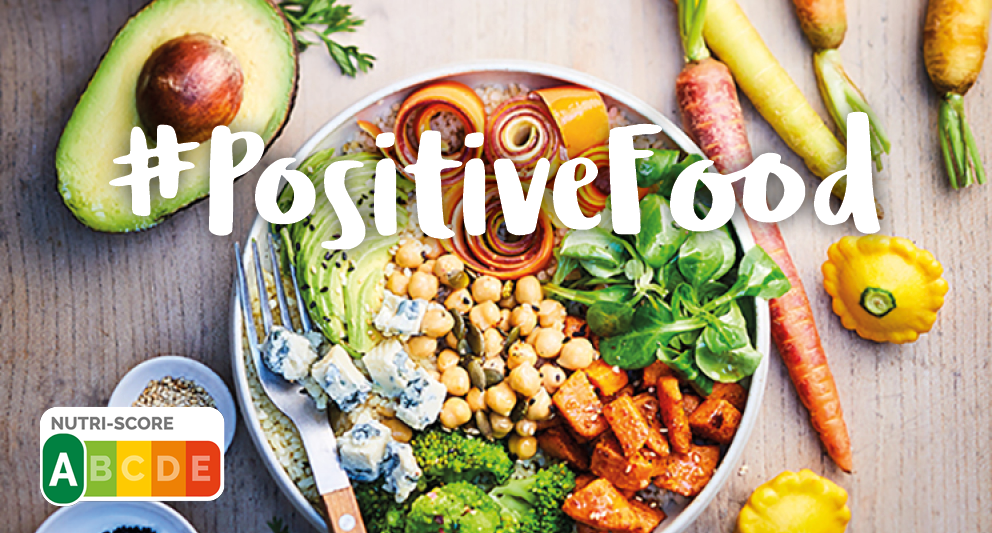 #PositiveFood